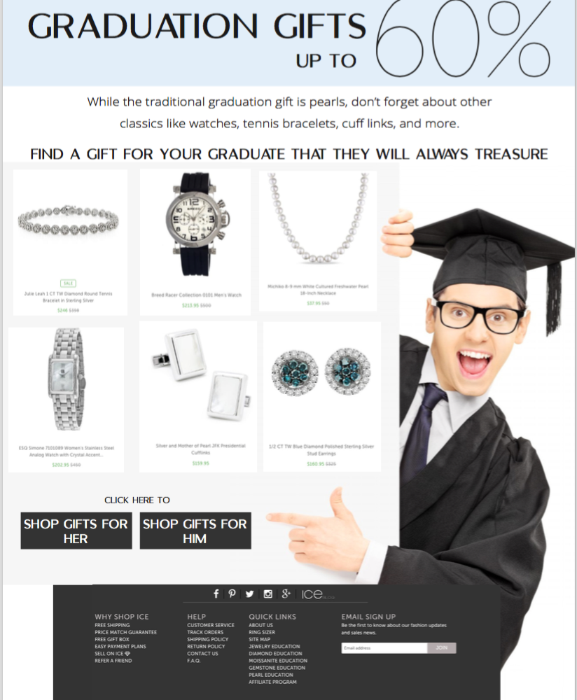 Email Promotional