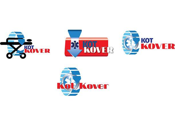 Kot Kover Logo concepts