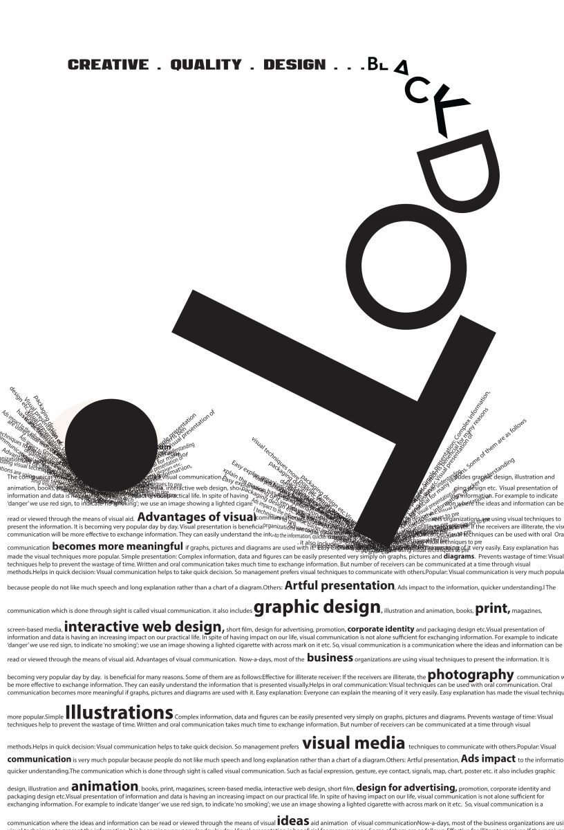 BlackDot Typography