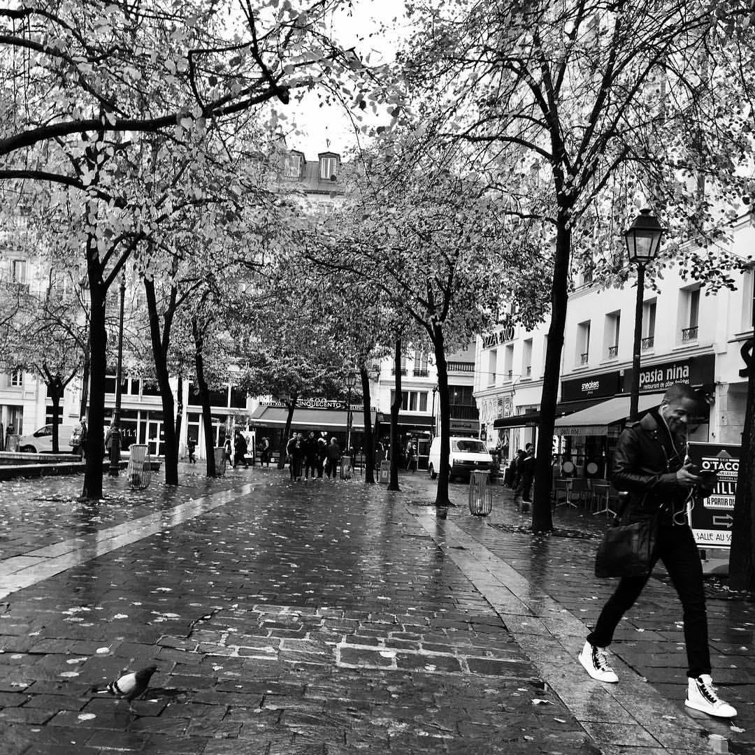 Paris - Châtelet