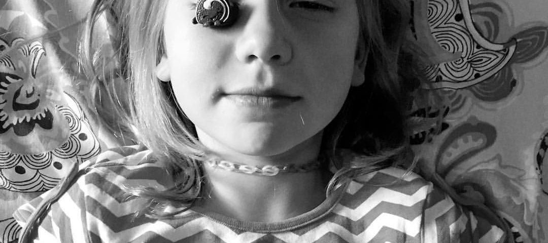 Shopkins on eye