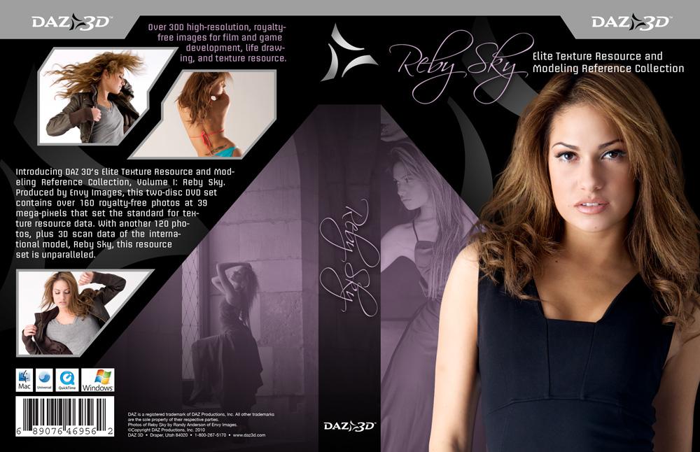 Reby Sky Daz DVD