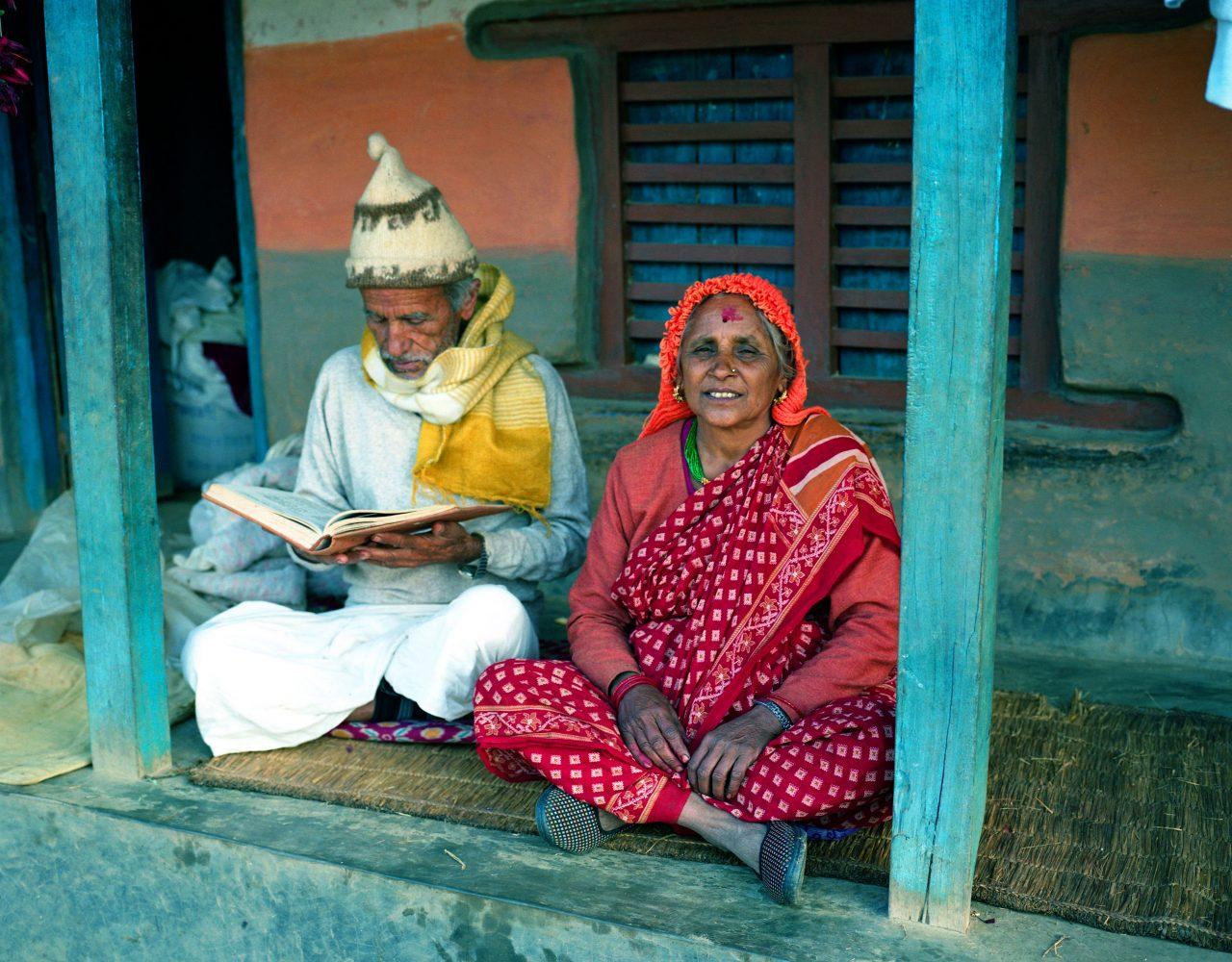 Nepal Tribal Chief