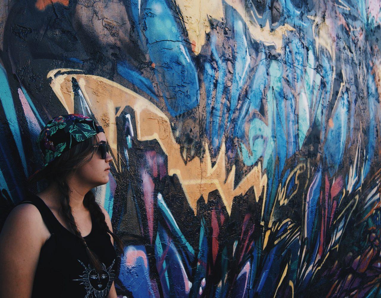 Graffiti Photoshoot