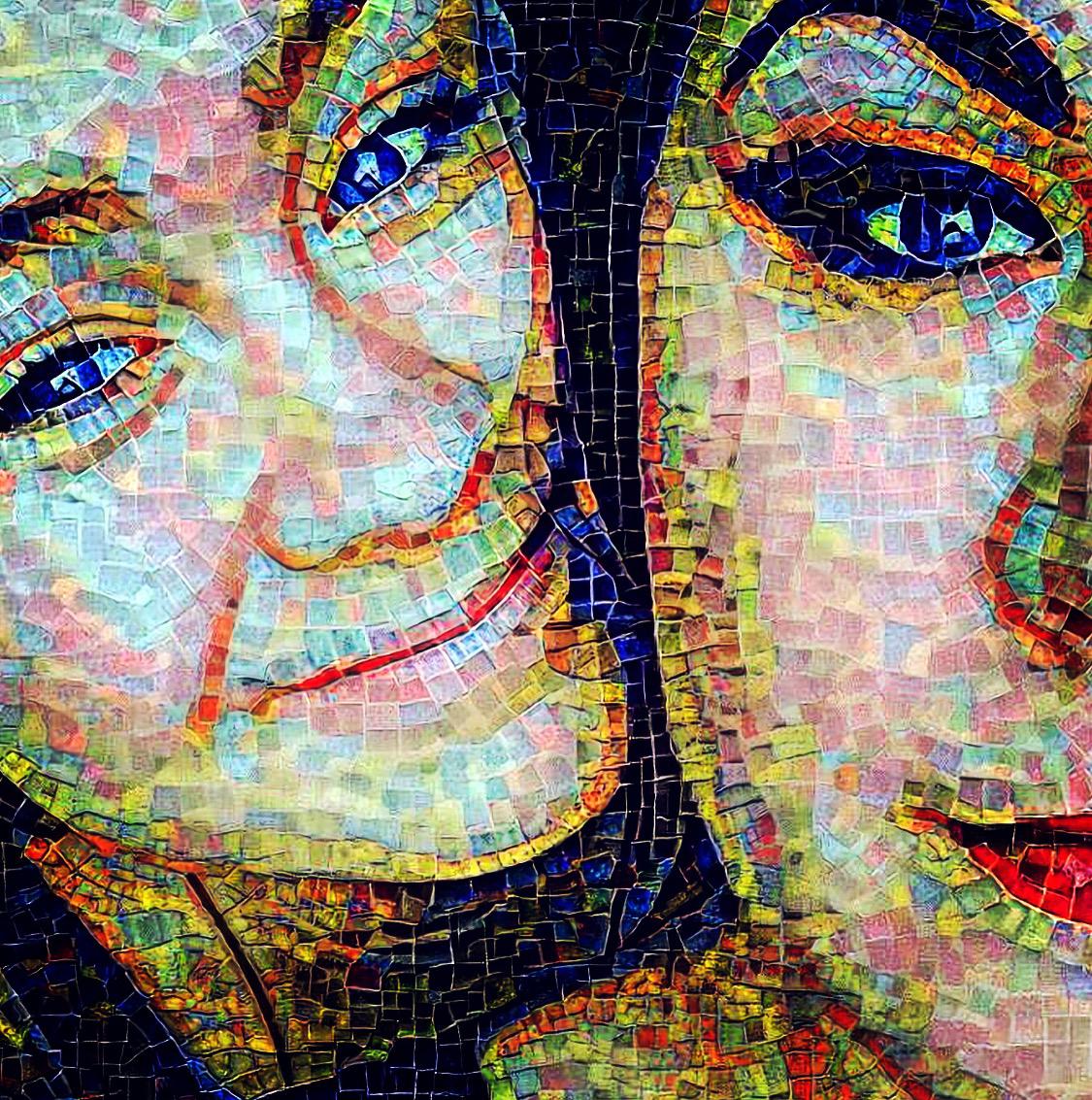 mosaicPhotoshop