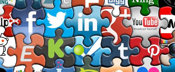 social media puzzel